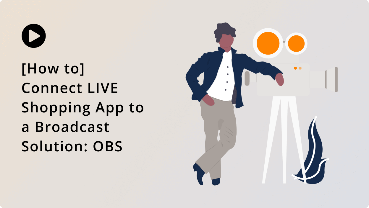 OBS-live-shopping-setting-connect