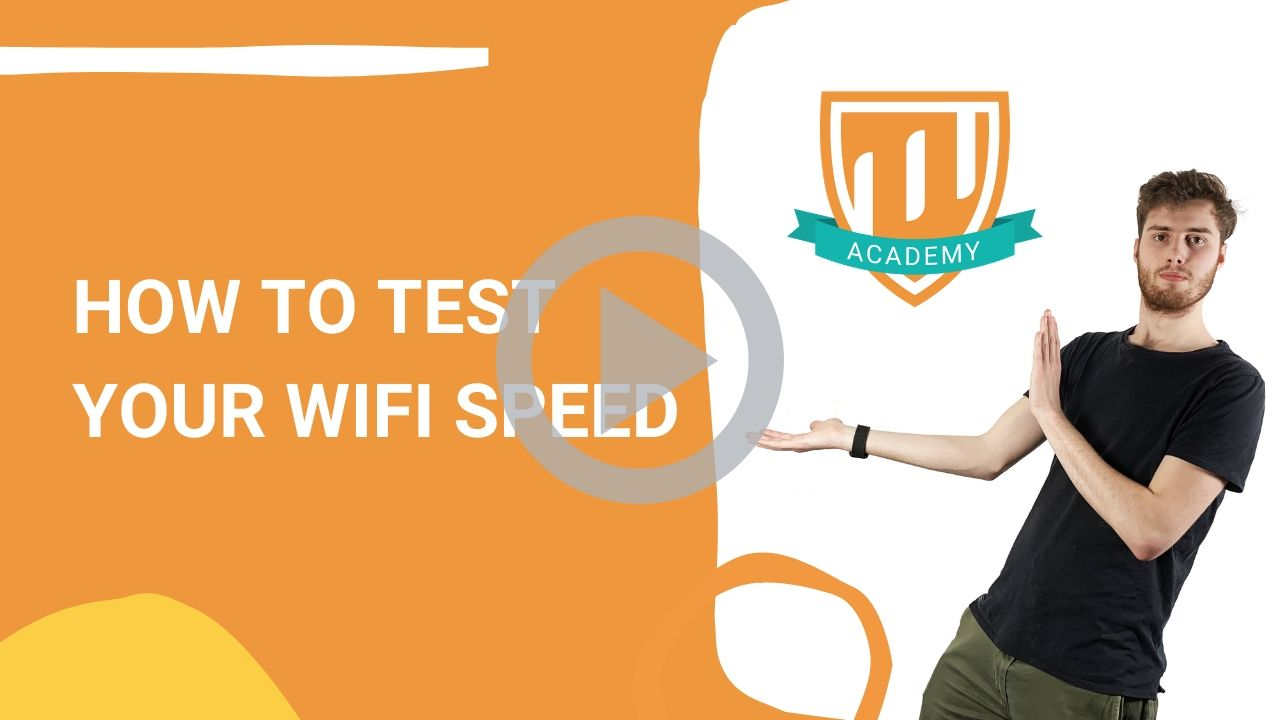 Test Wifi Speed Live TheFunnyGuy
