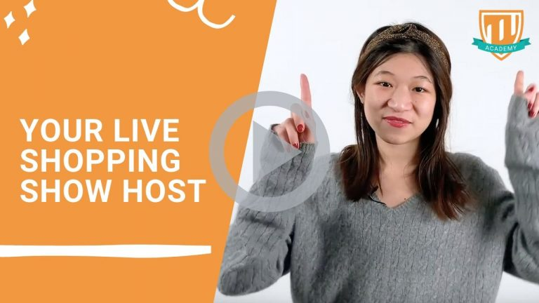 Host Live Shopping Show