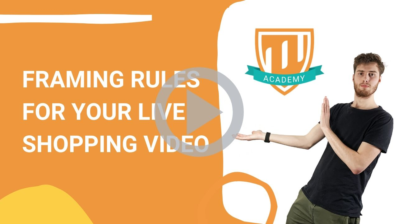 Framing Rules Live Shopping TheFunnyGuy