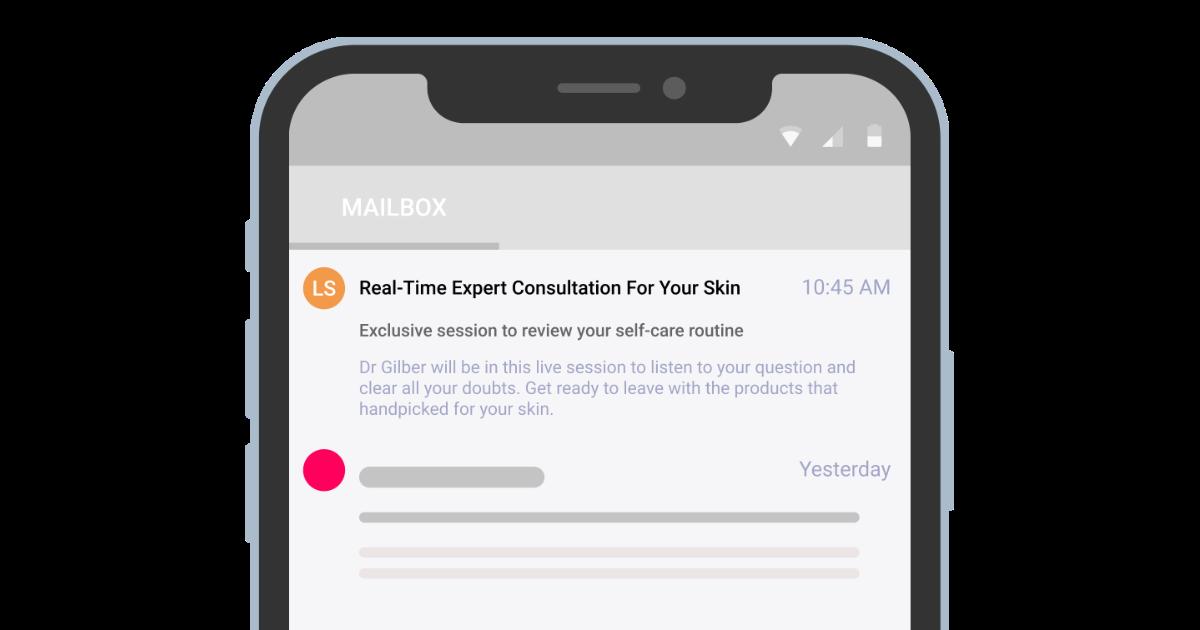email-blast-live-shopping-traffic