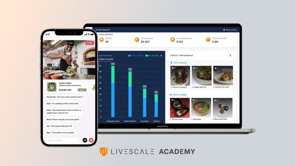 live-shopping-livescale-analytic