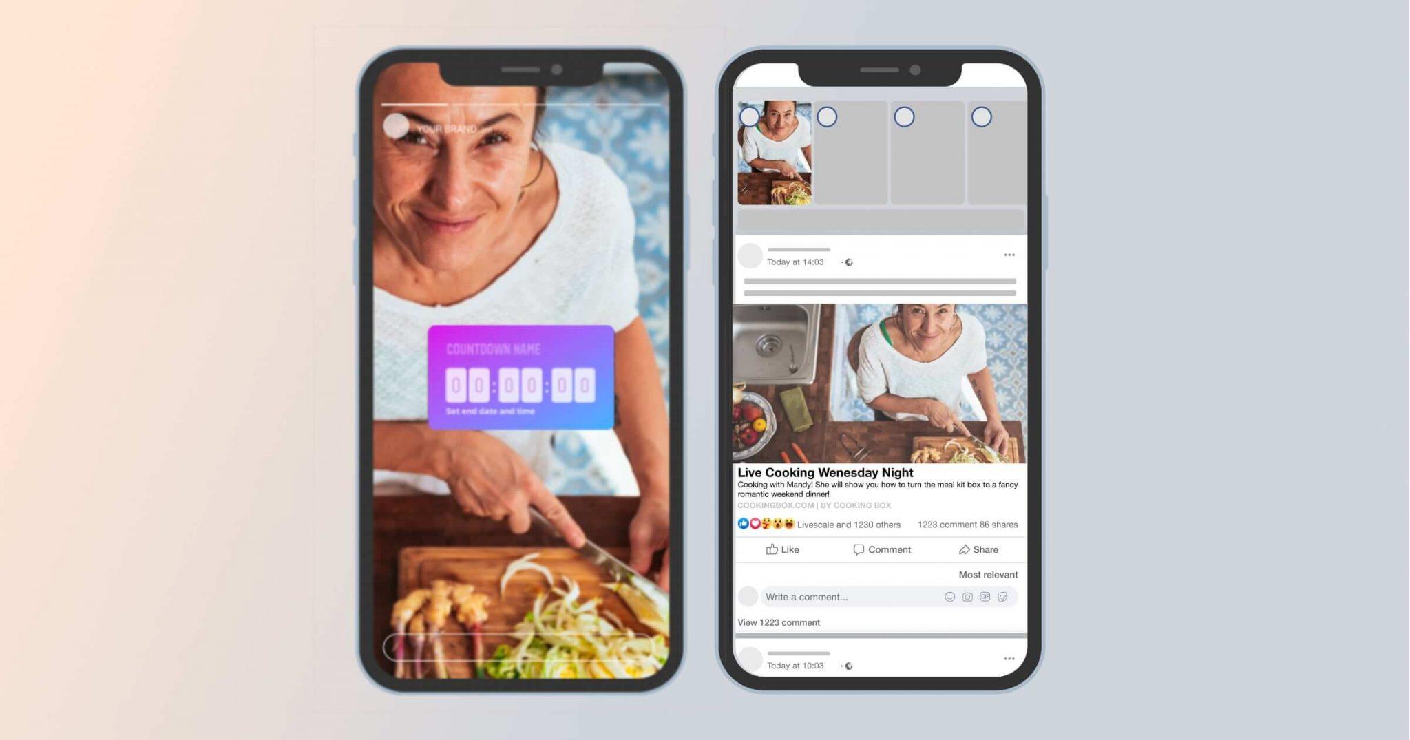 social-media-live-shopping-promotion-instagram-facebook-twitter-tiktok